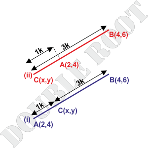 Section Formula examples