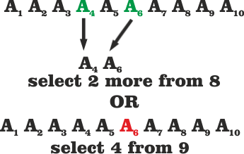 permutations combinations examples