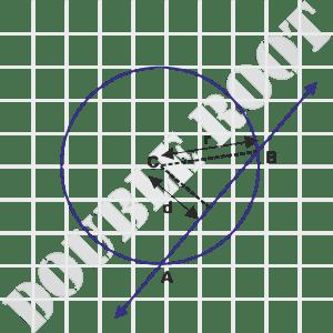 Circle Length of a Chord