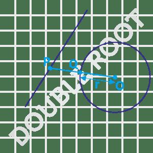 circle line distance